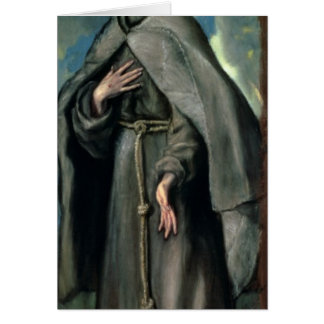 Cartes St Francis d'Assisi