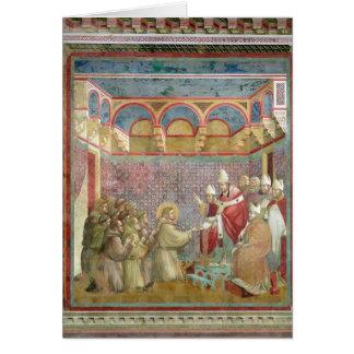 Cartes St Francis reçoit l'approbation