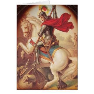 Cartes St George et le dragon