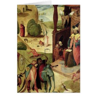 Cartes St James et le magicien