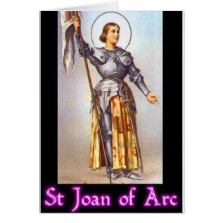 Cartes St Jeanne d'Arc
