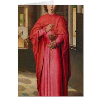 Cartes St John l'évangéliste