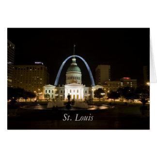 Cartes St Louis