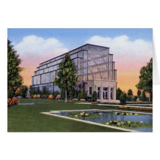 Cartes St Louis Missouri la boîte de bijou Forest Park