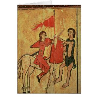 Cartes St Martin et le mendiant