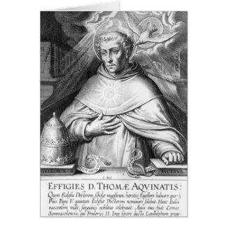 Cartes St Thomas Aquinas