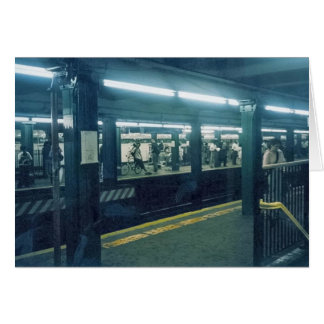 Cartes Station de métro