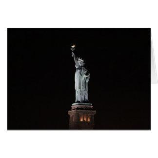Cartes Statue de la liberté