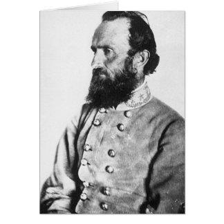 Cartes Stonewall Jackson