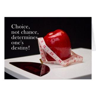Cartes Succès de régime - pas occasion - choix
