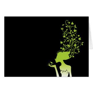 Cartes sucre vert