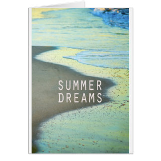 Cartes Summer Dreams