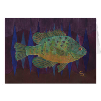 Cartes Sunfish de PumpkinSeed