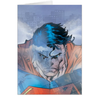Cartes Superman - bleu