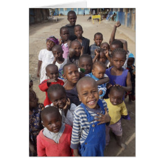 Cartes Sur la rue, Gilgil, Kenya