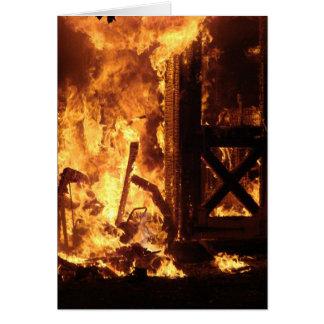 Cartes Sur le feu