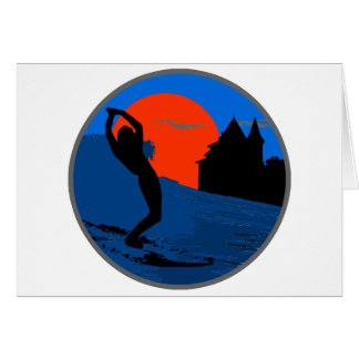 Cartes Surfeur de Biarritz