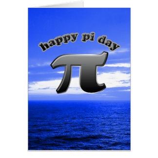 Cartes Symbole heureux du jour | pi de pi pour maths
