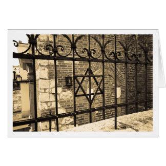 Cartes Synagogue dans Kazimierz