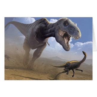 Cartes T Rex