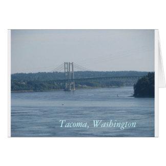 Cartes Tacoma, Washington