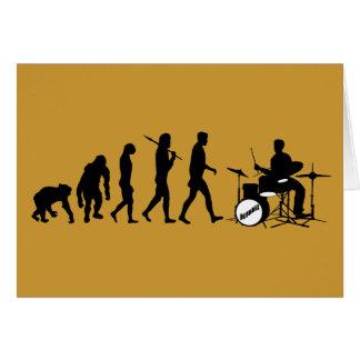 Cartes Tambours de Dubstep de batteur et de jazz de