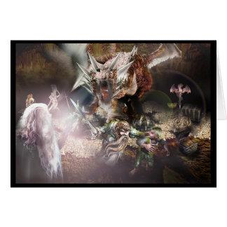 Cartes Tanière de dragons