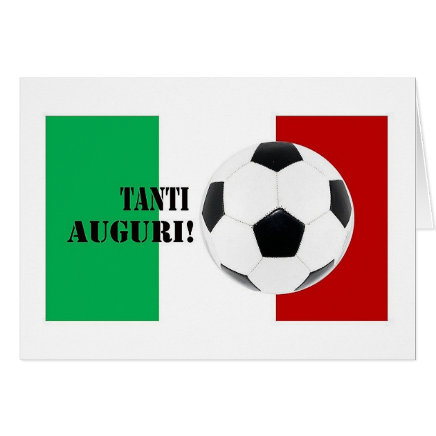 Extrem Cartes Tanti Auguri - joyeux anniversaire en italien | Zazzle.fr PM24