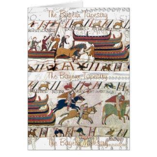Cartes Tapisserie - Bayeux - 11ème siècle