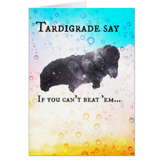Cartes Tardigrade dites - survivez-leur ! (2)