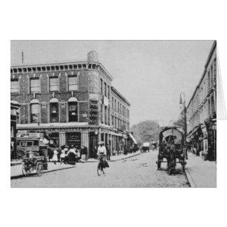 Cartes Taverne de grange, Highbury, c.1900