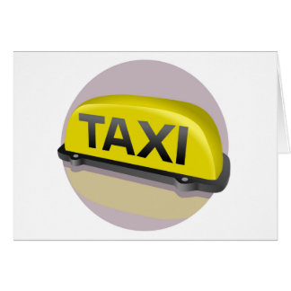Cartes taxi