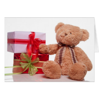 Cartes teddy bears and gifts