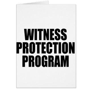 Cartes témoin