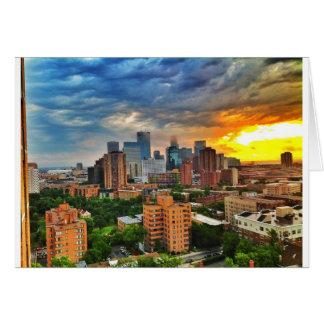 Cartes Tempête de Minneapolis