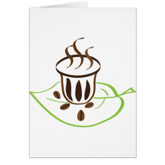 Cartes Temps de café