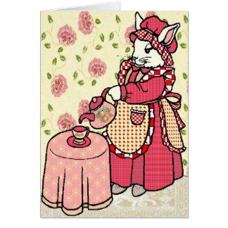 Cartes Temps de thé