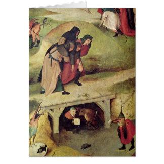 Cartes Tentation de St Anthony