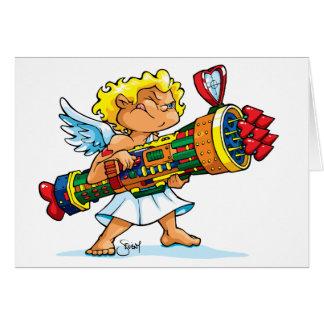 Cartes Texte de Card_Rambo Cupid_No de Sevigny_Valentine