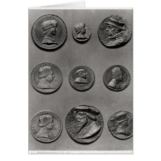 Cartes Thomas Bohier, Pierre Briconnet, Simon
