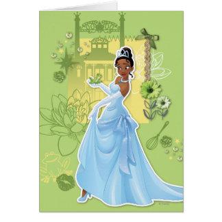 Cartes Tiana - princesse sûre