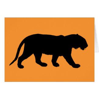 Cartes Tigre