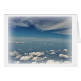 Cartes Timbre de nuages