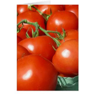 Cartes Tomates