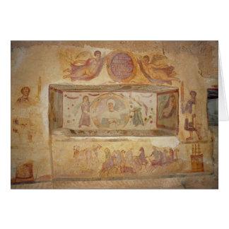 Cartes Tombe d'Aelia Arisuth