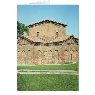 Cartes Tombe de Galla Placidia, c.450
