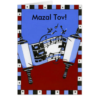 Cartes Torah musical