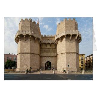 Cartes Torres de Serranos