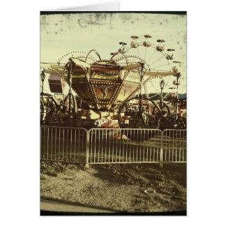 Cartes Tour 1 de carnaval