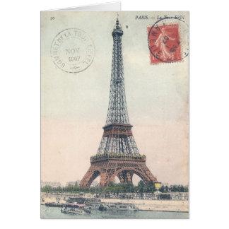 Cartes Tour Eiffel